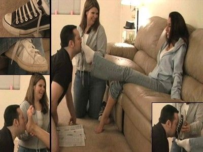 11251 - Jerk Off To My Girlfriends Feet Loser - Part 1