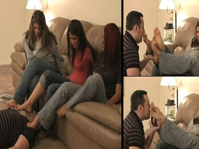 11259 - Goddess Bellas First Foot Worship - Part 2