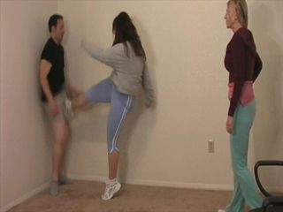 1397 - Girls Aerobics - Part 1