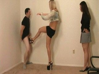 1479 - Cuffed & Kicked In The Nuts - Part 1