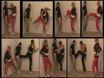 5234 - Girls Kickboxing - Part 2
