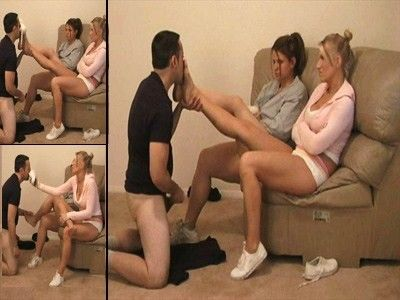 5241 - Goddesses Stinky Feet - Part 1