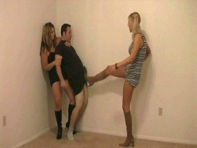 6372 - Goddesses High Heel Boots - Part 1