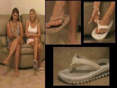 7055 - Goddesses Stinky Flip Flops - Part 1