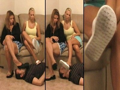 7079 - Stinky Flip Flop Humiliation - Part 1