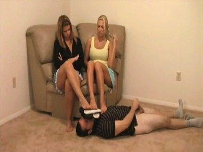 7088 - Stinky Flip Flop Humiliation - Part 2