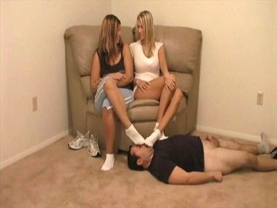 7140 - Stinky Sock Humiliation - Part 2