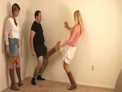 8759 - Kicked In The Nuts By A Country Girl - Part 1