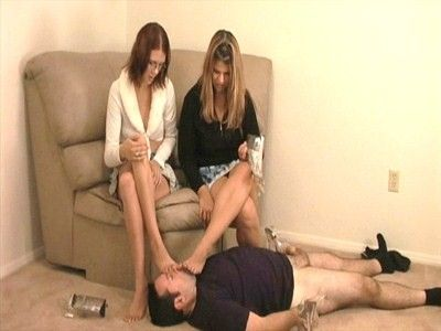 8782 - Lick Our Stinky Stilettos - Part 2