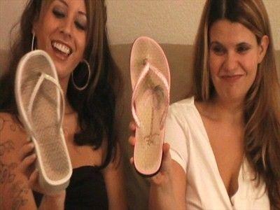 8808 - Megan & Mya Humiliate A Loser - Part 1