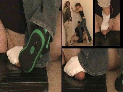 9737 - Cum Stomping Skater Girl