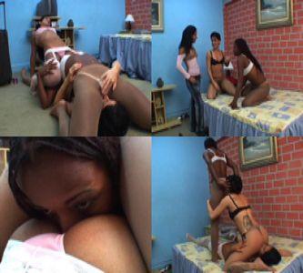 29877 - FACESITTING-THREE LESBIAN GIRLS