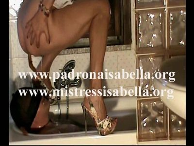 37697 - Mistress Isabella and the plumber Romeo