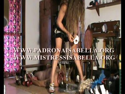 50693 - PEE Big Davil and Mistress Isabella