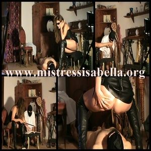 54482 - 216 Kaviar LESSON 3 Mistress Isabella