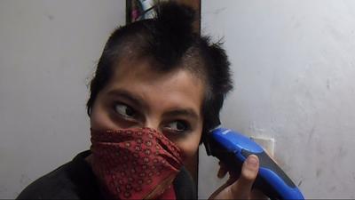 45488 - Shaving my head
