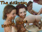 The shitloving Kaviar Teens..
