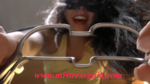 Mistress Gaia - Open your mouth