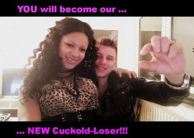 56647 - Become our new, REAL CUCKOLD-LOSER!