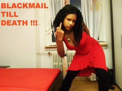 61386 - Blackmail till DEATH !