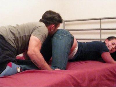 102783 - Emma's Fart Sniffing Slave! Part 1