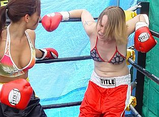 56615 - Female Boxing Cali vs Helena