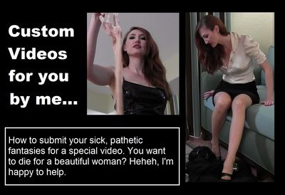 62375 - Kendra - Your custom video requests