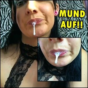 81377 - Spitting in your slavemouth