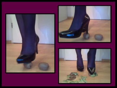 63535 - Crushing Kiwis with Heels
