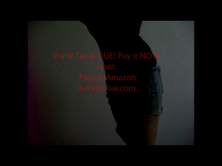 65750 - Wank tax is past due!