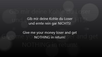 91487 - Extreme Loser Ruin