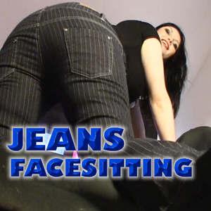 69955 - Jeansfacesitting
