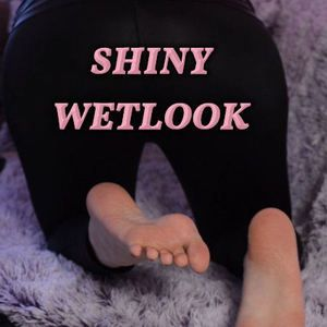 74773 - Shiny Wetlook Leggings