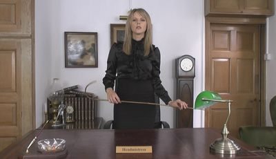 68288 - Headmistress Mackenzie Canes You