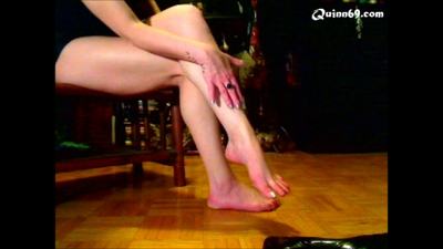 68308 - Teasing You With My High Arches