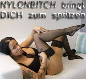 69875 - Nylon Bitch makes you squirt