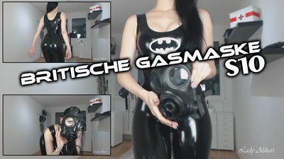 81952 - British Gas Mask S10