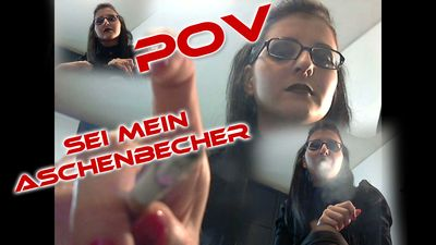 87935 - PoV Be my ashtray