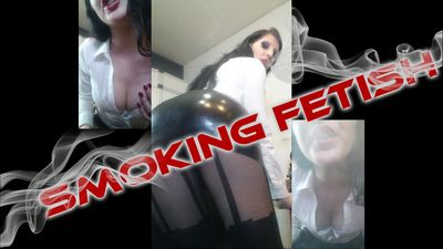 87939 - Sexy Mistress Smoking