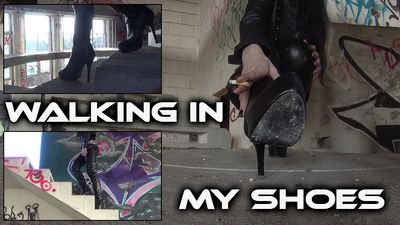 88545 - Walking in my Shoes (overknees)