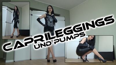 88642 - Caprileggings and Pumps 2