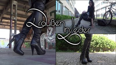 90040 - Outdoor in Leather