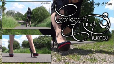 90051 - Caprileggings and Pumps 3