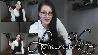 90913 - Jerk on her blouse - Homewrecking