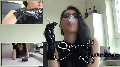 90920 - Smoking 11 - Latexgloves