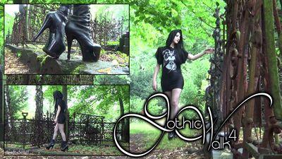 90932 - Gothic Walk 4 - cemetery