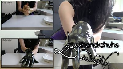 90933 - Latexgloves the right Choice