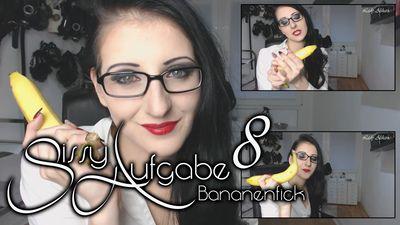 91912 - Sissy Task 8 - Bananafuck