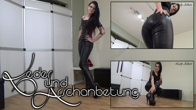 91919 - Leather and Assworship