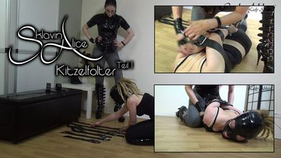 93069 - Slave Girl Alice - Tickle Torture I